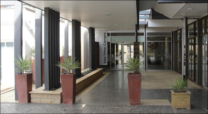 Adelaide function centre entrance